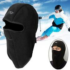 Motorcycles Thermal Fleece Balaclava Neck Winter Ski Full Face Mask Cap Cover GR