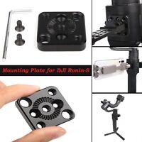Neu Aluminum Alloy Monitor halterung Halter CNC Montage platte für DJI Ronin-S