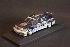 Minichamps Mercedes-Benz 190 E Evo 2  DTM 1990 1:43 #15 Alain Cudini (FRA) (JS)
