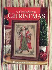 A Cross-Stitch Christmas Handmade Memories Pattern Book