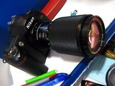 Objetivo Soligor Nikon AI 80-200mm