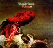 Octopus [Digipak] by Gentle Giant (CD, Sep-2011, DRA)