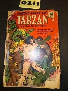 Jungle Tales of Tarzan #2 Charlton Comics