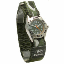 Brushed Not Water Resistant Wristwatches with 12-Hour Dial