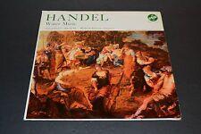 Handel~Water Music~Telemann Society~Richard Schulze~Vox STPL 514.040~FAST SHIP