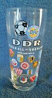 *RAR* Orig. Glas 1973/74 DDR Oberliga Fussball Hansa FCM BFC Dynamo Dresden RWE