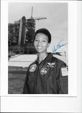 Mae Jemison First Black Female Astronaut Personally Autographed 8X10 Nasa Litho
