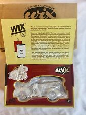 WIX Filters 60th Anniversary 1939 Chevrolet Canopy Panel & Era Filter Bank.
