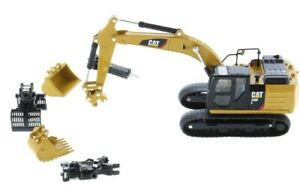 Caterpillar   1:64   NEW - JUST IN   CAT 320F Excavator w/ 5 Tools   # CAT 85636