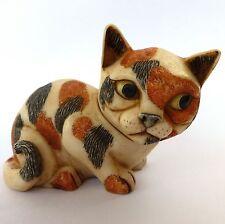 Wheezer - Pot Bellys - Kitten Tortoiseshell Cat Figurine - MPS Harmony Kingdom