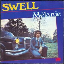 SWELL MELANIE POCHETTE VOITURE MERCEDES BENZ 45T SP 1979 ATLANTIC 11.246