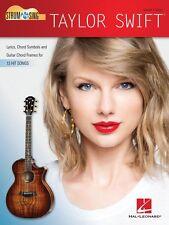 Taylor Swift Strum & Sing Guitar Sheet Music Strum and Sing Book New 000159856