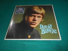 David Bowie ‎2LP David Bowie Red & Blue vinyl RSD 2018