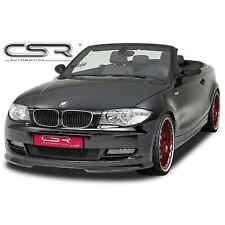 LEVRE PARECHOC BMW SERIE 1 E82 E88 01/2007-3/2011 AVEC PACK M X-LINE CSR