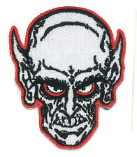 Nosferatu Vampire Iron-On Patch Monster Horror Movie Marilyn Manson Rob Zombie