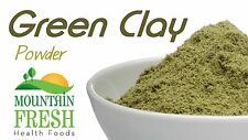 Edible Green Clay - Clay Water Natural Antioxidant Source 50g FREE UK Delivery