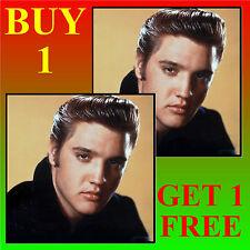 Elvis-Fun coche / la ventana de Sticker + 1 Gratis-Nueva-Regalo / Cumpleaños / Navidad