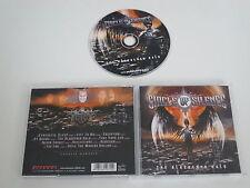 CIRCLE OF SILENCE/THE BLACKENED HALO(MASSACRE MAS CD0715) CD ALBUM