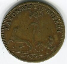 France: c. 1700: Jeton War of Spanish Succession, satirical medal