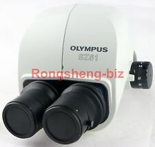1PC Used OLYMPUS SZ61 STEREO ZOOM MICROSCOPE