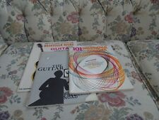 Three Guitar Books Easy-to-Play and Nashville Sound for Guitar + 1 other