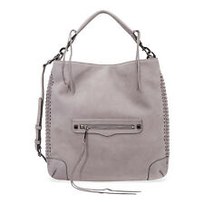 Rebecca Minkoff Slim Regan Hobo Bag - Grey