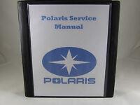 Service Manual for 2007 Polaris Ranger 500 4x4 EFI
