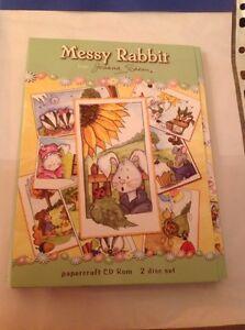Messy Rabbit Double CD