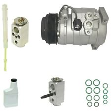 Ryc Reman Complete A/C Compressor Kit Aeg313 With Rear A/C