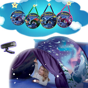 Kids Childrens Dream Tent Pop up Unicorn Foldable Home Camp Indoor Bed Playhouse