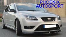 Ford Focus Mk2 ST Pre-Facelift Front Bumper Splitter + FREE FIXINGS