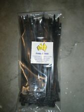 CABLE TIES 2000 x (3.6mm x 150mm) BLACK