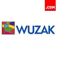 Wuzak.com - 5 Letter Short Domain Name - Brandable Catchy Domain .COM Dynadot
