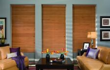 Timber blinds Real Wood Blinds - Free Shipping
