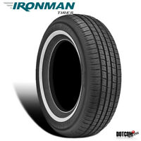 1 X New Ironman RB-12 NWS 215/70R15 98S Quiet All-Season Tire