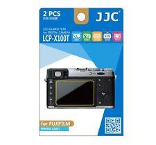 JJC LCP-X100T Camera LCD Screen Protector Film Cover for Fujifilm Finepix X100T