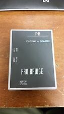 Ge Security Cbr-Pb2-Ka2, Ntsc ProBridge Calibur by Kalatel ~!~ Free Shipping ~!~