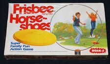 Wham-O Frisbee Horse-Shoes Action Game Vintage Factory Sealed Shrinkwrap MISB