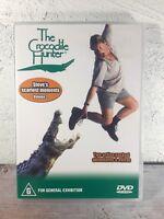 Crocodile Hunter DVD VOLUME 2 - Region 4 - Steve Irwin