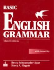 Basic English Grammar, Third Edition  (Full Student Book with Audio CD and Answe