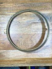 "New listing 8 1/2"" Brass Clock Bezel (No Glass) (Clock Dial Lot K1238)"