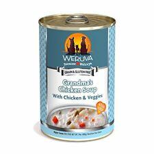 Weruva Grandma'S Chicken Soup Dog Cans Food (12 Pack), 14 Oz