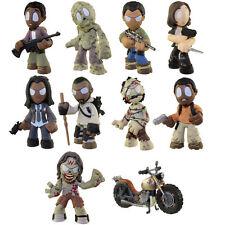 Funko Mystery Mini Figures The Walking Dead Series 4 Lot of 10 Base Figures