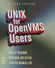 Unix for OpenVMS Users.by Bourne, E.  New 9781555582760 Fast Free Shipping.#