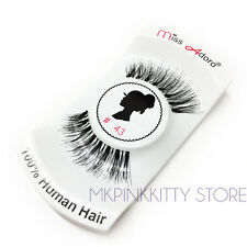 Miss Adoro False Eyelashes #43 [LOT OF 3]