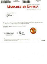 Manchester United  -  Fussball / Futbol - Sport / England - Aktie -2000