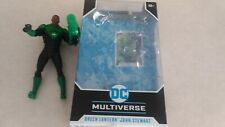 "McFarlane Toys DC Multiverse Modern Comic Green Lantern John Stewart 7"" Inch..."