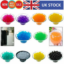 100000 Water Beads Soil Bio Gel Ball Crystal Wedding Centrepiece Vase Filler