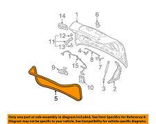 Pontiac GM OEM 04-08 Grand Prix Trunk Lid-Weatherstrip Seal 89045103