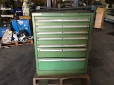 """Lista 7-Drawer Tool Cabinet 28""""W x 28""""D x 36""""H with 4-2"""",and 1-3"""",5"""",7"""" Drawers"""